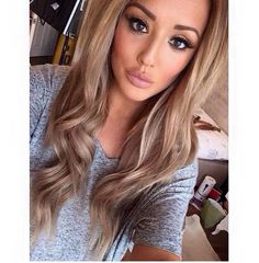 Char babein' Ash blonde Xx