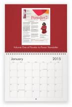 Review My Photo Wall Calendar
