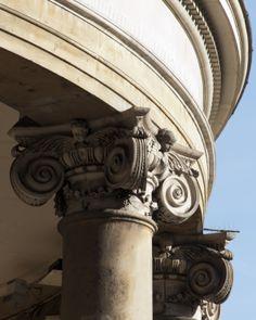 detail All Souls Langham Place ©C Redgrave/SOL/English Heritage.