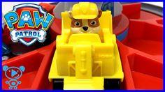 Paw Patrol Spielzeug Unboxing - Paw Patrol Lookout Spielset - Paw Patrol...