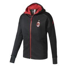 adidas Men's AC Milan Anthem Z.N.E. Jacket