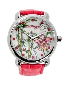 Cute Ed Hardy Watch