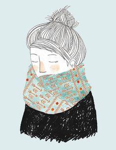 Jen Collins #illustration