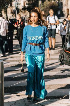Street Style #MFW / Día 1