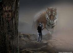 Haris Karagkounidis: Photoshop Manipulation Photography-Do you remember...