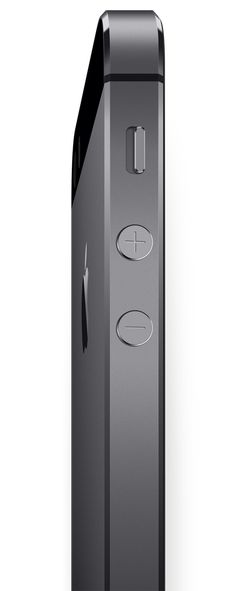 Apple - iPhone 5s - Diseño
