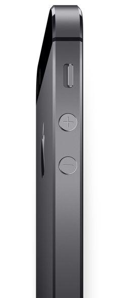 Apple - iPhone5s - Diseño