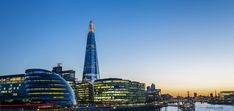 London Skyline - London, England skyline London Skyline, City Photography, Burj Khalifa, London England, San Francisco Skyline, Architecture, Building, Travel, Arquitetura