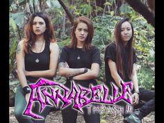 Annabelle (Indonesian Female Thrash Metal) - Stuck (single 2018) - YouTube