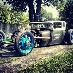 Another Cool Hot Rod Photo