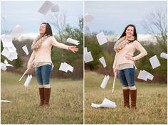 Senior Girl Poses   Flute   Sheet Music » Ashley Errington Photography