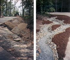 Drainage Ditch Landscaping - Bing Images