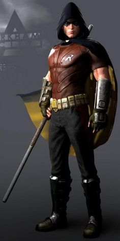 Robin (Batman: Arkham City)