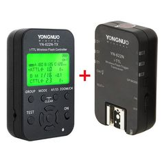 YONGNUO YN-622N-KIT YN622N-KIT Wireless i-TTL Flash Trigger Kit with LED Screen for Nikon D70, D70S, D80, D90, D200, D300S, D600, D700, D800, D3000, D3100, D3200, D5000, D5100, D5200, D5300, D7000, D7100 -- Check this awesome product by going to the link at the image.