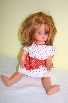 Puppe MMM ca.40cm | eBay