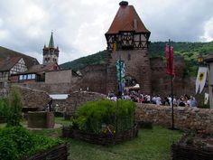 La cité fortifiée célèbre la fête des remparts.