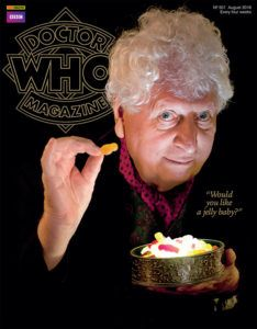 SOUVENIR EDITION DEVOTED TO THE FOURTH DOCTOR, TOM BAKER