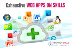 Exhaustive Web Apps on Skills - Whether you have a resume or not, use talent profile to showcase the skills you are good at. Effective web apps on profile skills help you to impress the recruiter within fractions of seconds.