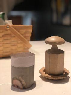 Hvordan lage potter av avispapir - hageterapi