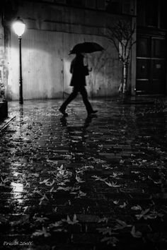 "500px / Photo ""Rain in PARIS 1"" by Eric DRIGNY"