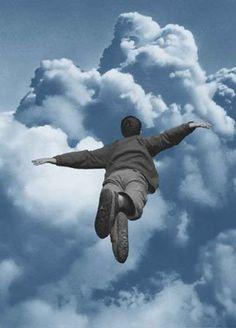 Siga em frente!: Voando