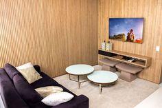Sala de Estar: Salas de estar modernas por Geraldo Brognoli Ludwich Arquitetura