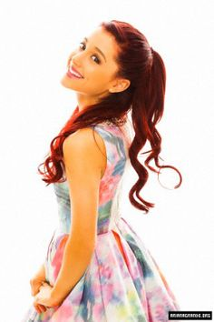 Amazing . Talented . Beautiful . Gorgeous . Flawwless. Ariana Grande-Butera <3