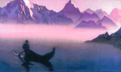 Google Image Result for http://uploads0.wikipaintings.org/images/nicholas-roerich/messenger-from-himalayas-going-home-1940.jpg