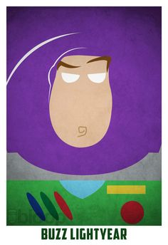 Gallery: 21 iconic geek characters made into minimalist art | DVICE