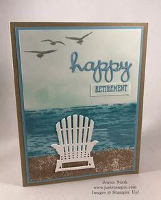 Posts about ABC Cards written by Jeanie Stark Diy Retirement Cards, Happy Retirement, Retirement Gifts For Men, Birthday Cards For Men, Man Birthday, Cards For Men Handmade, Abc Cards, Nautical Cards, Make Your Own Card
