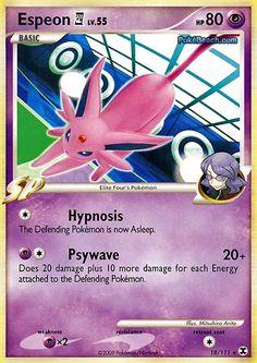 Primetime Pokemon's Blog: Rare Pokemon Cards Explained