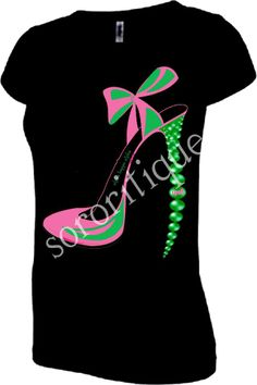 """Sororitique is a """"boutique experience for the Soror"""". Aka Sorority, Alpha Kappa Alpha Sorority, Sorority Life, Sorority And Fraternity, Aka Paraphernalia, Greek Clothing, Everything Pink, Girls Wear, Black Is Beautiful"""