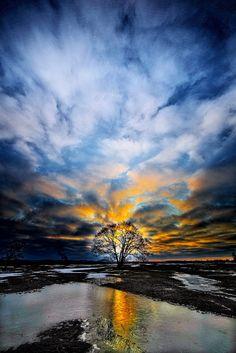 Morning reflection (Hokkaido, Japan) by Teruyuki Kameda on 500px