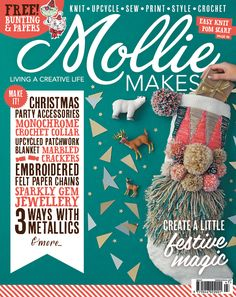 Mollie Makes issue 47