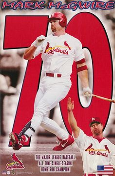 Mark McGwire 70Th Home Run