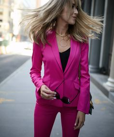TREND MEMO #4: VIBRANT PINK   MEMORANDUM   NYC Fashion & Lifestyle Blog for the Working Girl