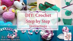 Looking for free crochet patterns of toys or stuffed animals and amigurumi? These freeamigurumi crochet patterns are so much fun to create. Get Step by Step craft tutorials in this single post.  DIY:Make Crochet Sleepydoll Amigurumi