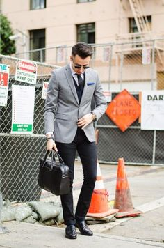 Interview Outfit Ideas For Men - Semi-Formal