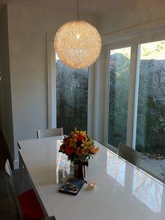 beautiful lighting Lighting, Beautiful, Home, Ad Home, Lights, Homes, Lightning, Haus, Houses