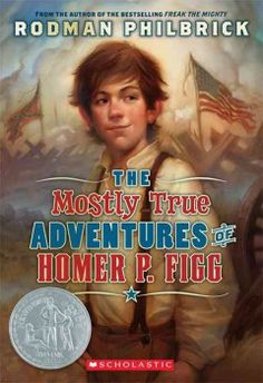 Twelve-year-old Homer, a poor but clever orphan, has extraordinary adventures after running away from his evil uncle to rescue his brother, who has been sold into service in the Civil War.