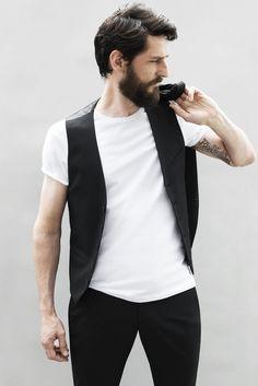 outfit uomo con gilet - Cerca con Google