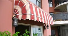 External Awnings Avoid Any Damage To Goods