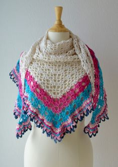 It's a Sunny Day Shawl