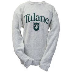 Tulane University Woolly Threads Crew 43debb3b0