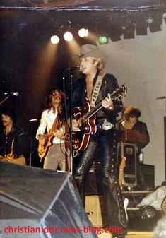 johnny hallyday à meaux 1981 johnny hallyday à meaux 1981