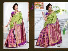 # from jayajothi silk.com # latest wedding saree collection # pure silk saree # kanchipuram silk saree # kanchi pattu