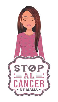 STOP AL CANCER DE MAMA on Behance