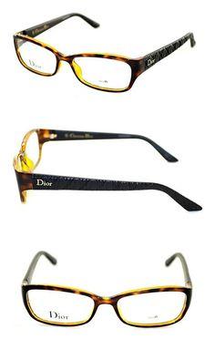 0a8b3c0ad9b DIOR Eyeglasses 3235 0DJS Havana 53MM  apparel  eyewear  christiandior   sunglasses  shops  women  departments