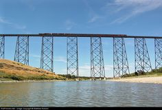 RailPictures.Net Photo: CP 2816 Canadian Pacific Railway Steam 4-6-4 at Lethbridge, Alberta, Canada by Matthew Robson