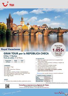Semana Santa - Gran Tour por la República Checa. 29 Marzo con OK. Precio final desde 1.055€ ultimo minuto - http://zocotours.com/semana-santa-gran-tour-por-la-republica-checa-29-marzo-con-ok-precio-final-desde-1-055e-ultimo-minuto/